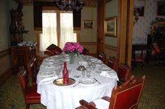 Genesee  Country  Museum - Hamilton  House