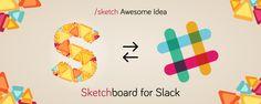 Online Sketchboard - Team Sketchnoting on an infinite online Whiteboard - www.sketchboard.io