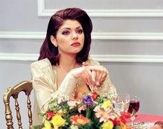 #1.- Soraya Montenegro de La Vega Montalbán  Played by Itatí Cantoral  María la del Barrio (1995)