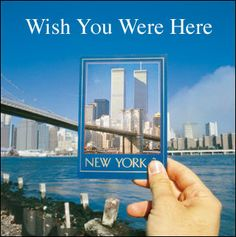 Dear Photograph- Wish You Were Here