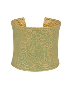 $4.80 Floral Pressed Cuff   FOREVER21 - 1000042874
