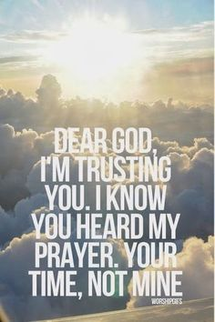 Bible Verse Of The Day: just trust, he knows what he's doing even we can't understand at the moment.
