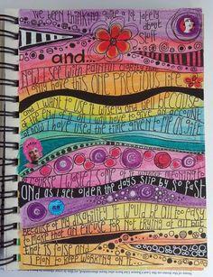 31 Ideas art inspiration ideas sketches creative journal pages for 2019 Art Journal Prompts, Art Journal Pages, Art Pages, Art Journals, Journal Ideas, Journal Cards, Kunstjournal Inspiration, Art Journal Inspiration, Creative Journal
