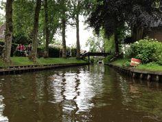 Sommerferie i Holland