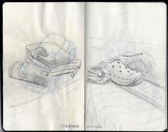 Crocs and Tissues