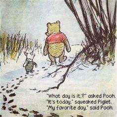 Sometimes, I feel exactly the same way! <3