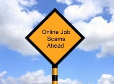 5 Tips to Avoid Online Job Scams