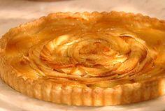 French Apple Tart Recipe : Food Network - FoodNetwork.com
