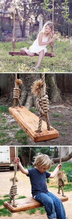 Big Tree Swing