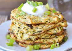 Buñuelos de Zucchini