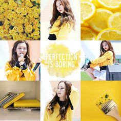 [REQUESTED] || Seulgi Yellow Aesthetic || don't edit || use credits