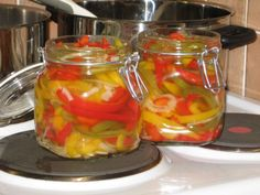 Food And Drink, Stuffed Peppers, Vegetables, Stuffed Sweet Peppers, Vegetable Recipes, Stuffed Pepper, Veggies