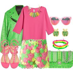 """early summer"" by jiabao-krohn on Polyvore"