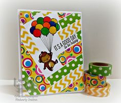 Love My Tapes: Colorful Washi Birthday Wishes