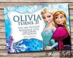 237 best images about Frozen Birthday party on Pinterest ...