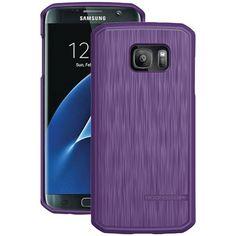 Body Glove Samsung Galaxy S 7 Satin Case (grape)
