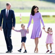 """2,501 Likes, 35 Comments - Catherine Duchess Of Cambridge (@katemidleton) on Instagram: """"The Cambridges have officially completed their five day tour of Poland and Germany, and are now…"""""""