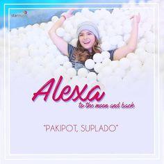 Pakipot, Suplado - Alexa Ilacad (Official Lyric Video)
