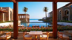 Amirandes Exclusive Resort by Grecotel in Gouves, Crete | Splendia - http://pinterest.com/splendia/