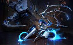 Queen of Ghosts #games #Starcraft #Starcraft2 #SC2 #gamingnews #blizzard
