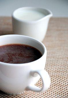 Trufla: Kakao. Gotowane.