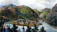 «Pe Ada-Kaleh, timpul ne prisosea»   Historia Island, Drawings, Painting, Storyboard, Ottoman, Lost, Historia, Romania, Painting Art