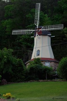 Windmill~ Helen, GA