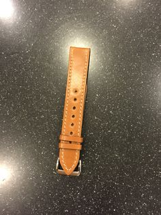 Custom Horween Leather Watch Straps from 922Leather.com