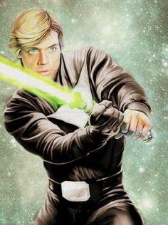 #LukeSkywalker-JediKnight&FriendofCaptainSolo
