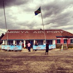 We've made it to Kyela Tanzania - our home away from home!