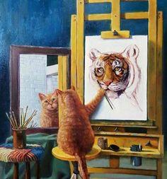 Self-Portrait http://ibeebz.com