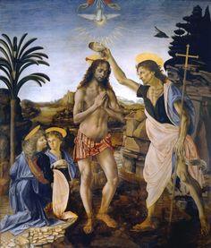 Resultado de imaxes para Bautismo de Cristo