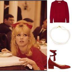 "Brigitte Bardot on the set of ""Une ravissante idiote"" Edouard Molinaro - 1964 Brigitte Bardot, Bridget Bardot, Marlene Dietrich, Anthony Perkins, Mary Elizabeth Winstead, Glamour, Celebs, Celebrities, Vintage Hairstyles"