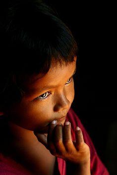 Khmer child Cambodia