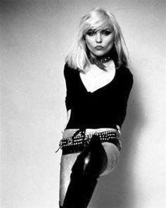 Blondie a.a Debbie Harry Blondie Debbie Harry, Brigitte Bardot, Arte Punk, Punk Art, Mazzy Star, Pepper Ann, Women Of Rock, Female Singers, Rock Music