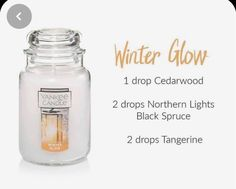 Get rid of your toxic winter glow candle with this diffuser blend! Get rid of your toxic winter glow candle with this diffuser blend! Essential Oils Christmas, Fall Essential Oils, Essential Oil Candles, Essential Oil Uses, Living Oils, Diffuser Blends, Glow, Winter, Young Living