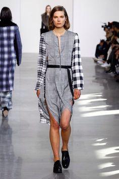 Calvin Klein fall/winter 2016/2017 women's wear.