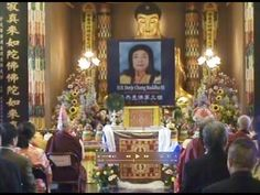 Buddhas and Bodhisattvas Honoring the Treasure Book H.H. Dorje Chang Buddha III by Bestowing Nectar and Causing the Rapid Succession of Thunder (Real Footage) @ 聖法如來藏 :: 痞客邦 PIXNET ::