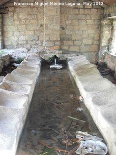 Antiguos Lavaderos de la Fuente de la Peña - Antiguos Lavaderos de la Fuente de la Peña.