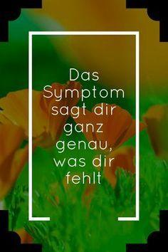 Kurt Tepperwein: Das Symptom sagt dir ganz genau, was dir fehlt