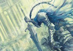 Dark Souls,фэндомы,Artorias The Abysswalker,DS персонажи