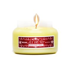 Our Beekman 1802 holiday alchemists have created an ALL-NATURAL soy candle with the essence of orange, clove, gold and magic!  http://shop.beekman1802.com/collections/all-goods/products/holiday-alchemy-majickal-candle