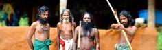Le Veddas : Les Chasseurs-cueilleurs du Sri Lanka. Vous serez peut-être surpris de savoir que ni les singhalais ni les tamouls ne sont originaire de l'île. En effet, les premiers habitants à avoir peuplé l'île sont les veddas. Au cours des siècles, nombre d'entre eux ont été assimilés par les ethnies majoritaires. On estime qu'ils ne sont plus que quelques milliers à vivres près des forêts.