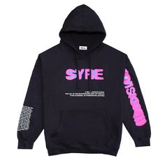Buy SYRE Tour Hoodie hoodie is Made To Order, one by one printed so we can control the quality. We use newest DTG Technology to print on to SYRE Tour Hoodie Trendy Hoodies, Cool Hoodies, Hoodie Outfit, Hoodie Dress, Fleece Hoodie, Hooded Sweatshirts, Hoody, Apparel Design, Look Cool