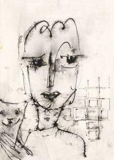 Artist of the day, November Hannah Höch, German artist (Dada) Hannah Hoch, Dada Artists, Outsider Art, Gravure, Photomontage, Figurative Art, Cat Art, Art Forms, Les Oeuvres