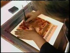 Printmaking Processes: Intaglio - This video steps you through all the processes involved in creating an etching.