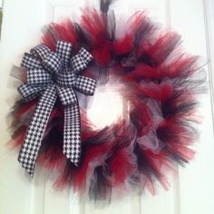 Alabama wreath!