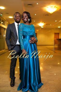 BellaNaija Weddings presents Biola & Hussein's Elegant Wedding ❤ Find Out How the Bride Planned Her Engagement, Nikkah & Reception in 6 Weeks!