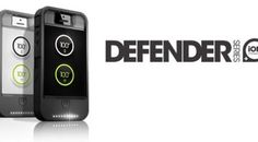 BUY THE NEW IPHONE 4/4S DEFENDER SERIES WITH ION INTELLIGENCE!