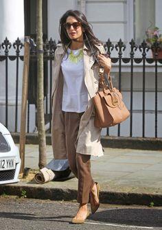Fresh - Свежий взгляд на стиль - Безапелляционный Стиль Амаль Клуни